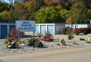 Shell-Southwoods Storage Provides Superior Self-Storage for Homes & Businesses in Columbia IL