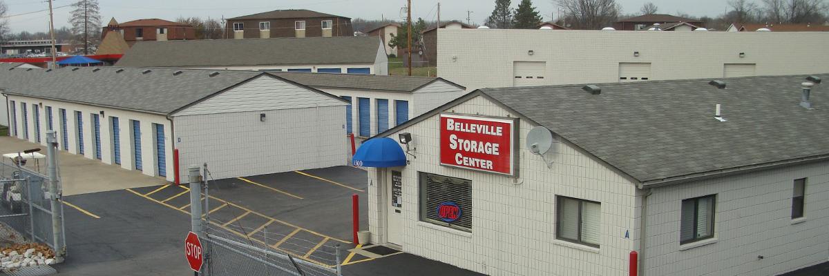 Belleville Il Storage Center Provides Personal Amp Business